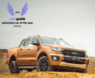 Ford CarsGuide Awards image