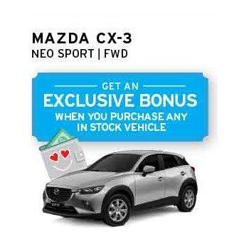 Mazda CX-3 Small Image