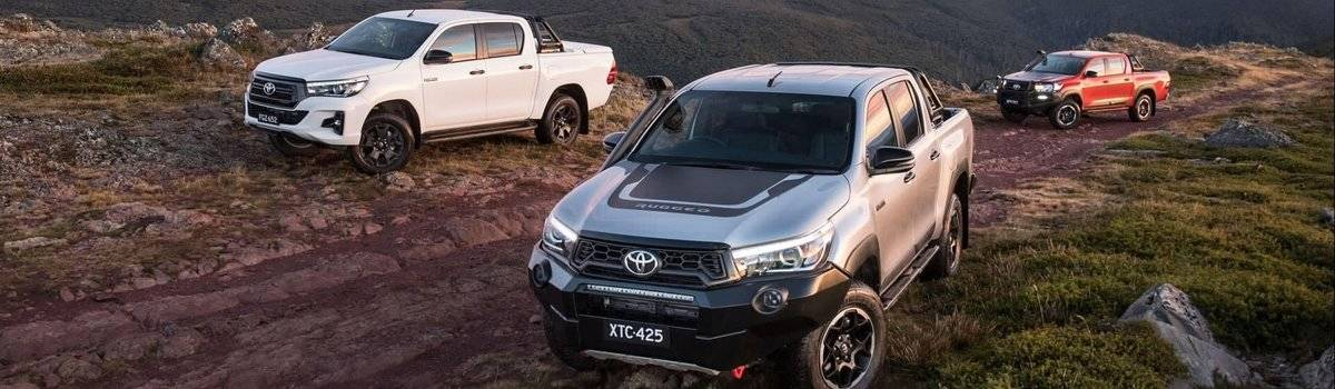 Register Your Interest in the New Rugged X, Rogue and Rugged Hilux Large Image