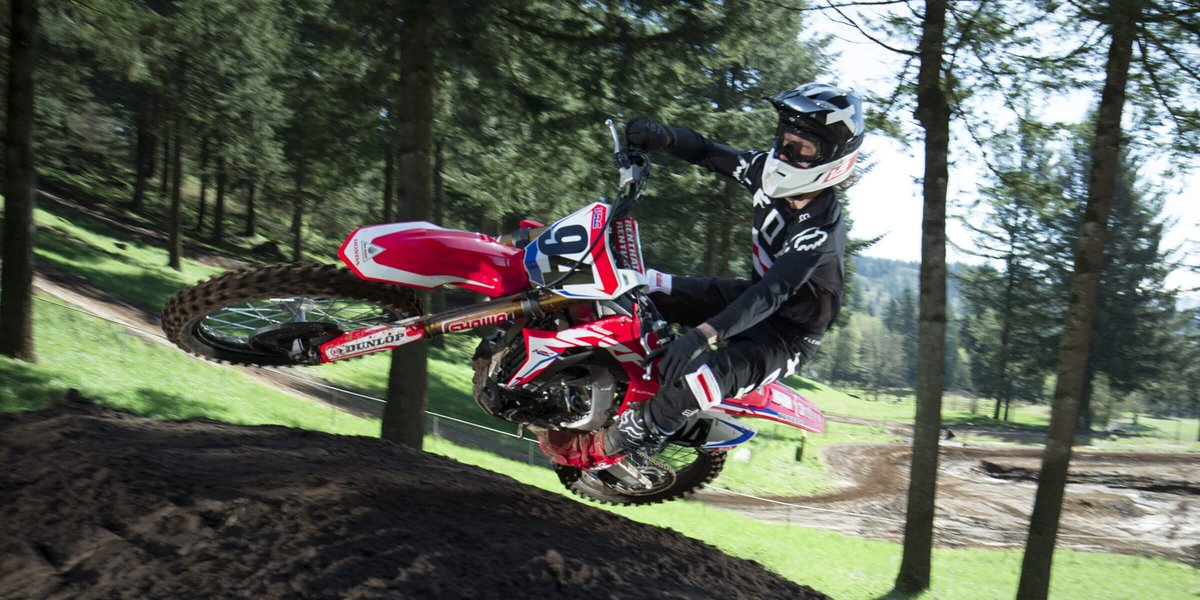 blog large image - The 2020 CRF450R is here!