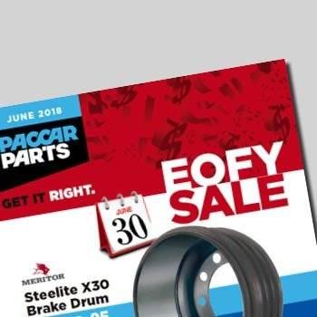 PACCAR Parts EOFY Catalogue June 2018 Small Image