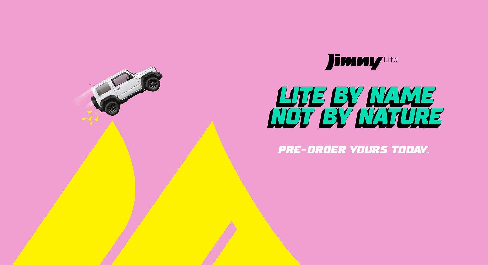 New Suzuki Jimny Lite for Sale Perth