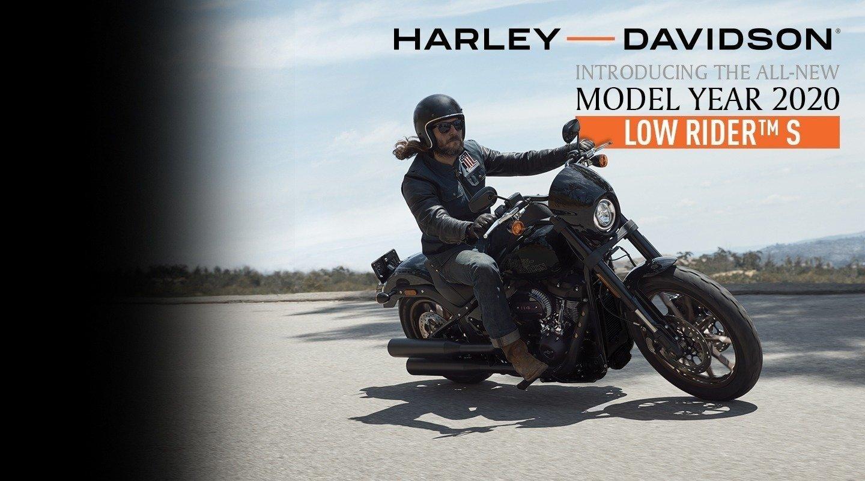Harley Davidson Low Rider 2020