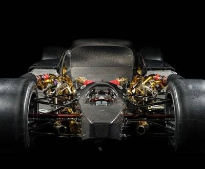 GR Super Sport Concept; Hybrid; Toyota image