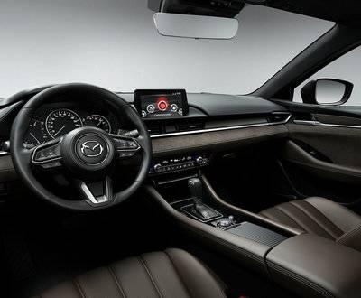 Mazda6 Wagon Interior image