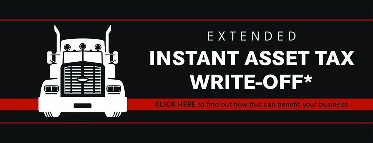 Instant Asset Tax Write Off