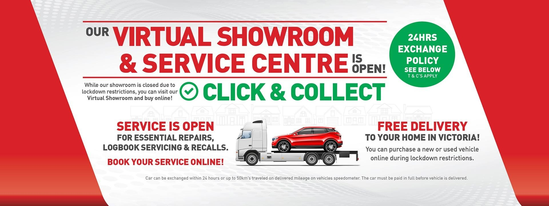 Werribee LDV - Click and Collect