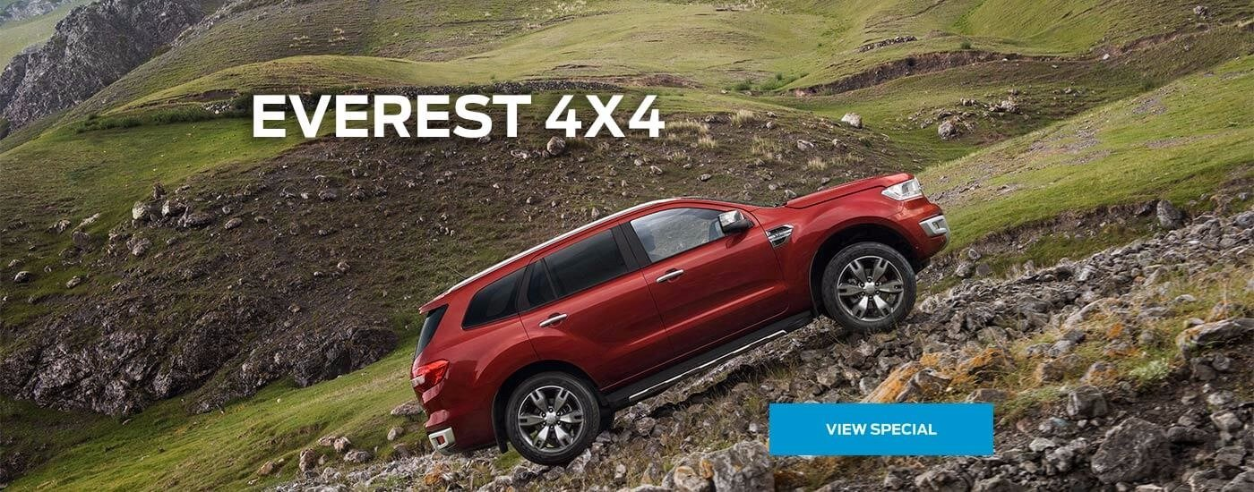 Everest 4X4 - Nova Ford