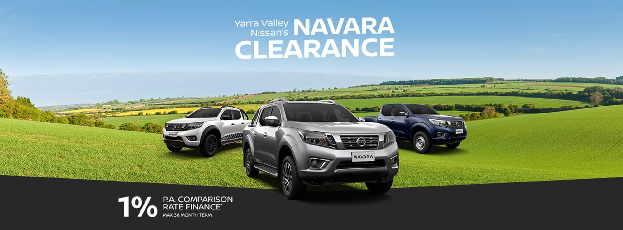 Nissan Navara Clearance