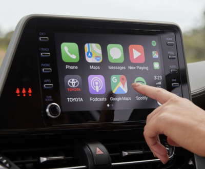 Apple Car Play & Android Auto image