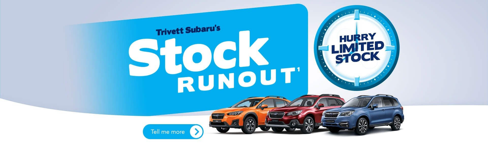 Stock Runout