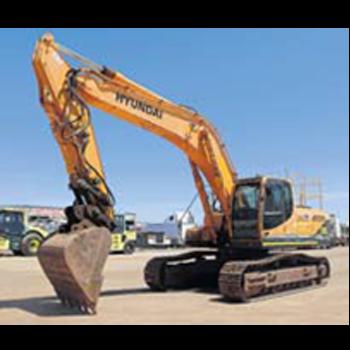 Hyundai R290LC Excavator Small Image