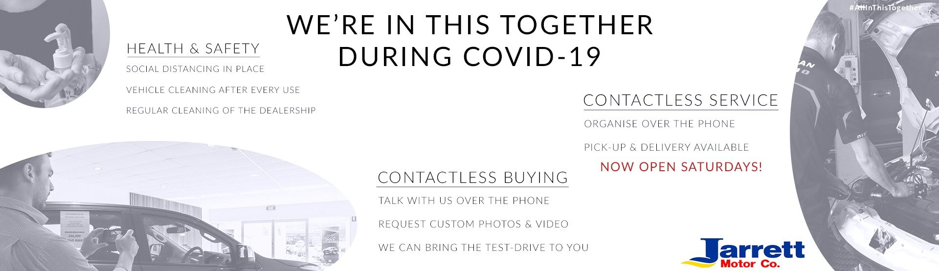 We're In This Together During Covid-19