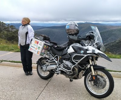 Riding Route: Mount Hotham image