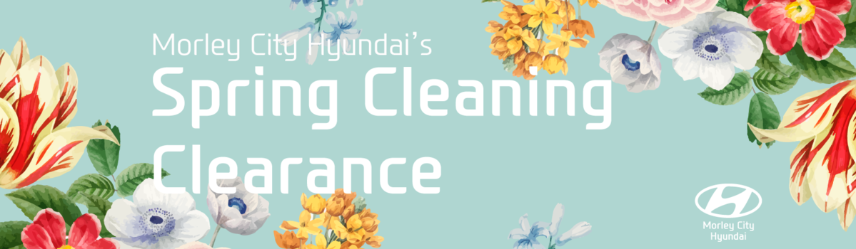 Spring Cleaning Clearance Large Image