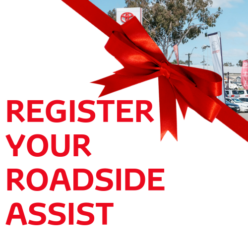Register Your Roadside Assist
