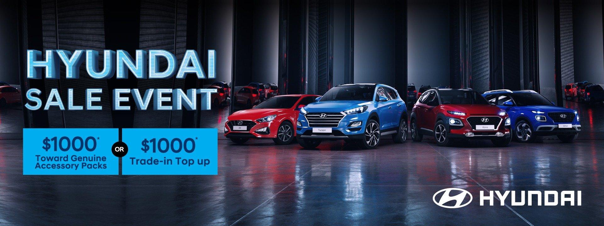 Steinborner Hyundai Barossa   Special Campaign