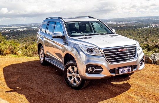 Haval SUV for sale in Perth WA