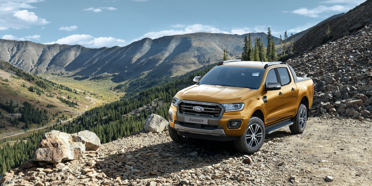 blog large image - Impressive features of the 2020 Ford Ranger
