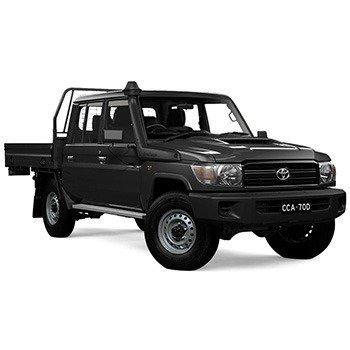 2018 Toyota LandCruiser 70 Small Image