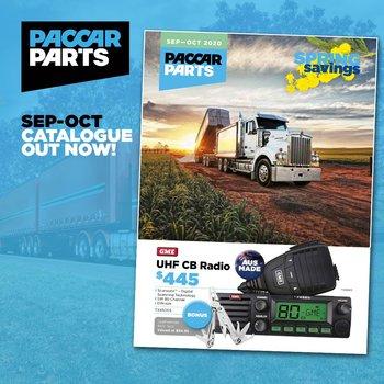 PACCAR Parts   September-October 2020 Catalogue Small Image