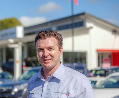 Brad Fisher, Toyota Sales Sunshine Coast image