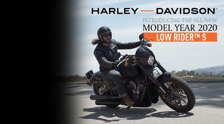 low rider s 2020 model