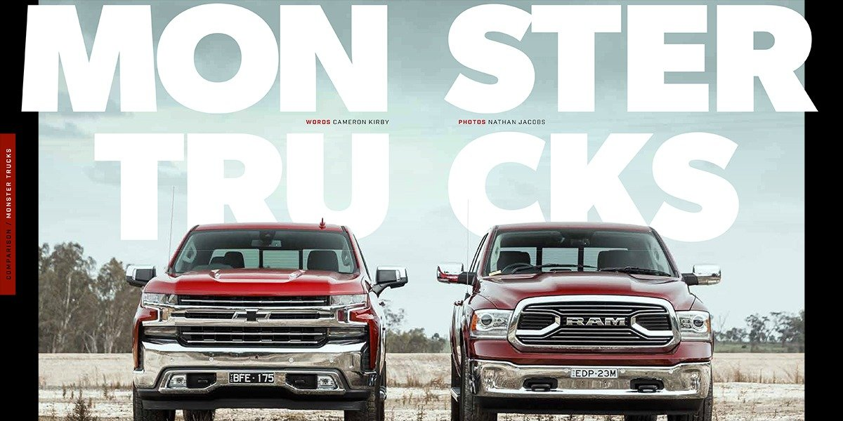 blog large image - New V8 Hero! How RAM Built The Most Convincing Big Ute On Sale!