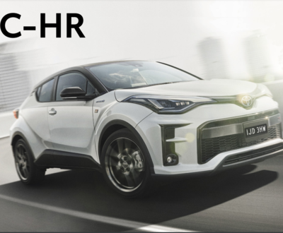 Toyota C-HR image