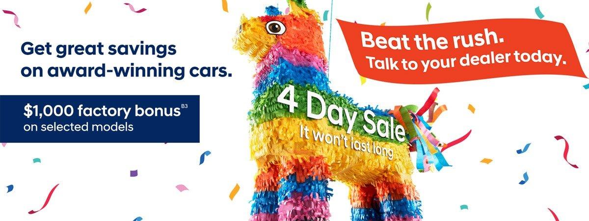 Hyundai Dealer Latest Offers