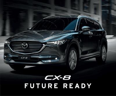 CX-8 image