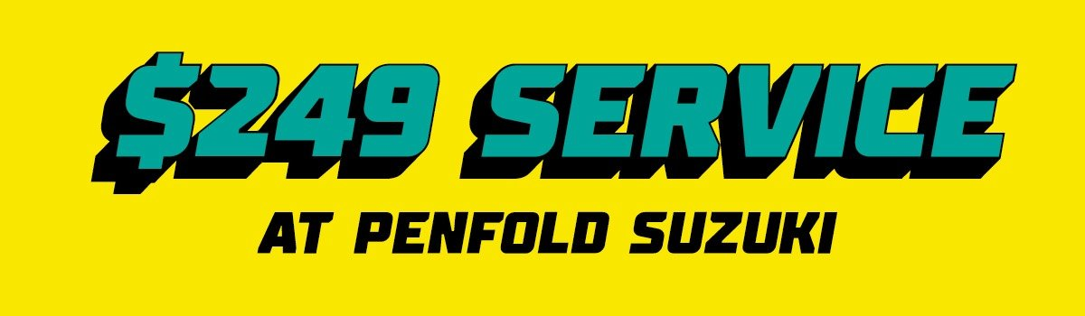 $249 Service special at Penfold Suzuki Large Image