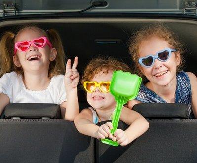 Kid friendly car image