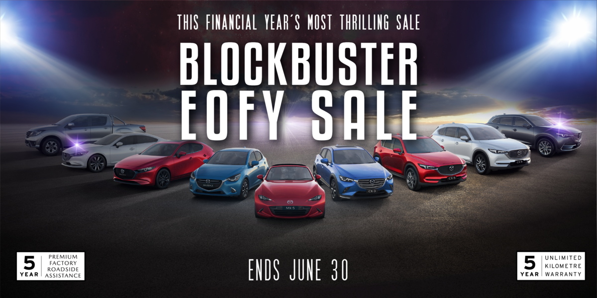 blog large image - The Blockbuster End Of Financial Year Sale has arrived