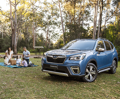 Forester SUV image