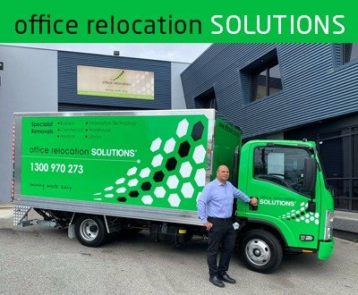 Office Relocation Solutions image