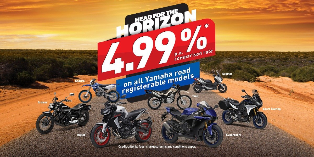 blog large image - YAMAHA 4.99% FINANCE OFFER