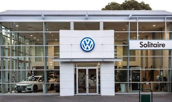 Solitaire Volkswagen