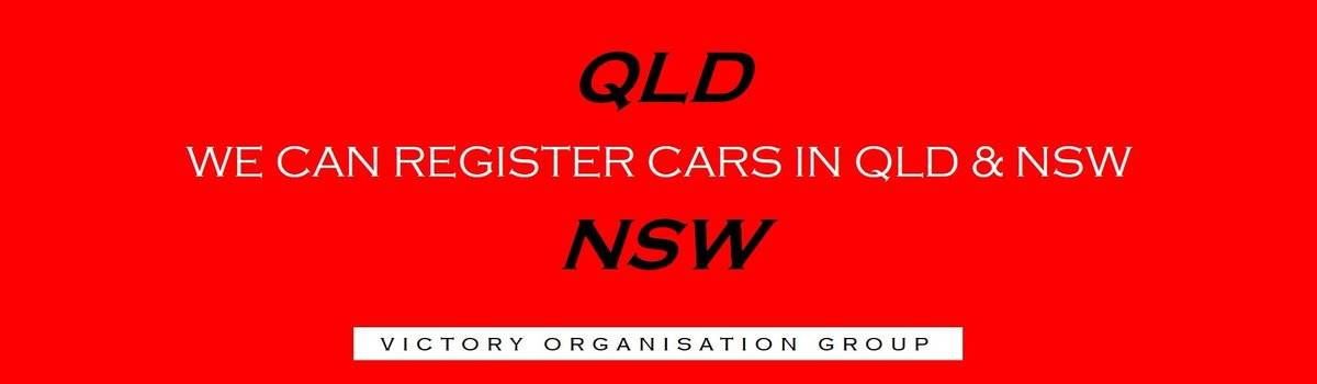 We regester cars in both QLD and NSW  Large Image