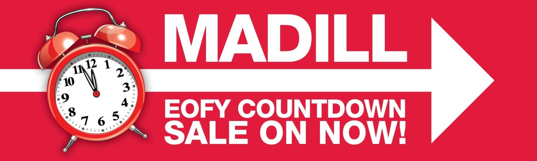 Madill Mazda EOFY Sale