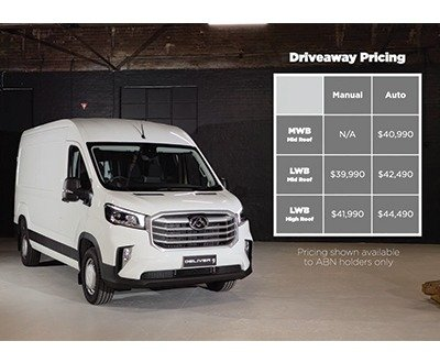 LDV_deliver_9_specs_price_features image