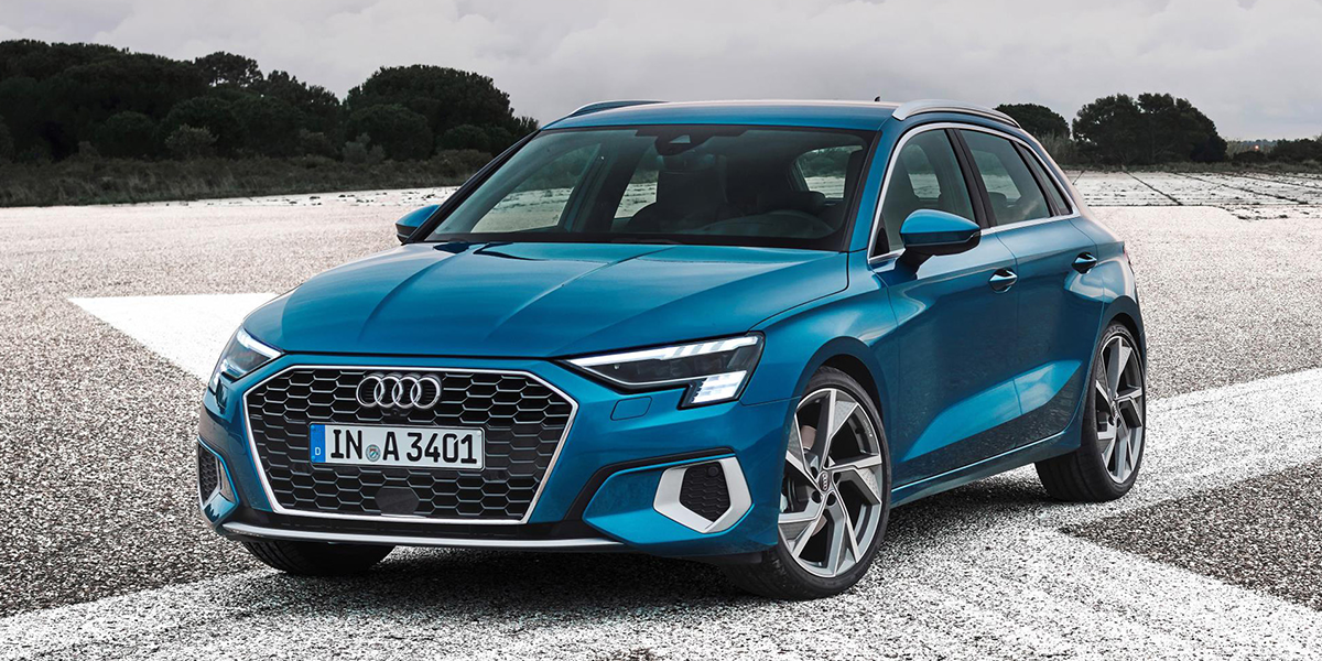 blog large image - All-new 2021 Audi A3 has been revealed!