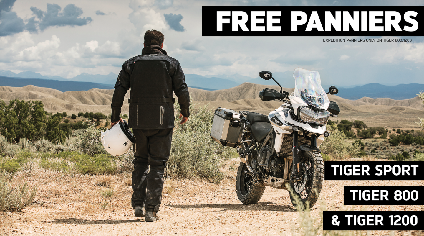 Free Panniers