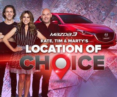 Berwick Mazda Nova Competition winner image