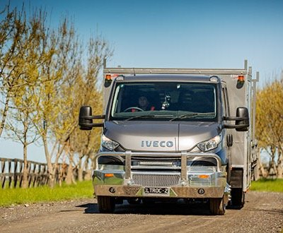Unique Iveco Daily brings added versatility to Little Rock Civil. image