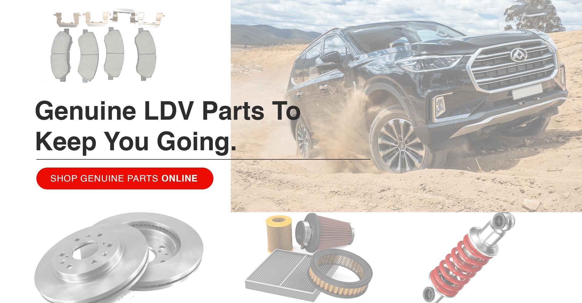 LDV_Genuine_Parts