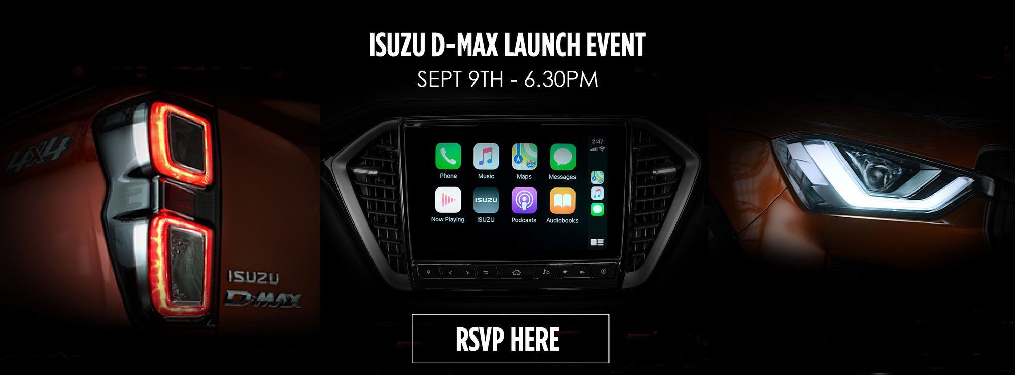 Dmax Launch Event
