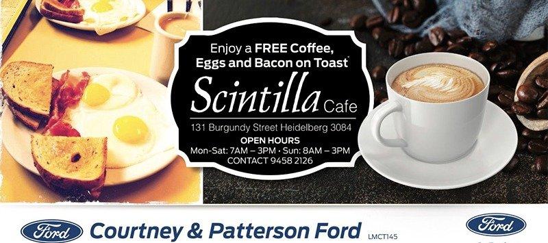 CP Ford Scintilla Service