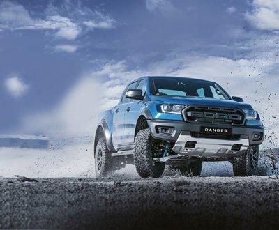 Ford Ranger Raptor image