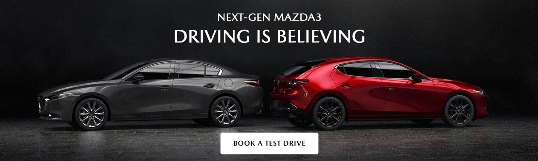 Next Gen Mazda 3
